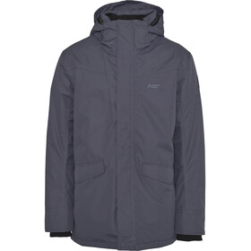 North Bend City Parka Heren, blue ink